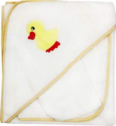 Набор для купания Папитто 3 пр. с вышивкой Белый 3111