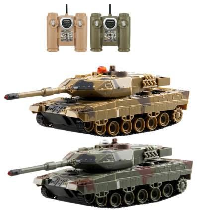 Радиоуправляемый танковый бой Huan Qi HQ552 масштаб 1:32 2.4G