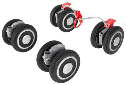 Комплект колес для коляски Maclaren Techno XT Black/Silver 2016-2017