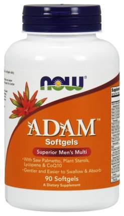 Витаминно-минеральный комплекс NOW Adam Male Multi 90 капсул