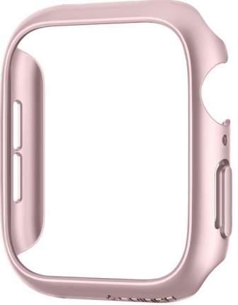 Чехол Spigen Thin Fit (062CS24476) для Apple Watch Series 4 44 mm (Rose Gold)