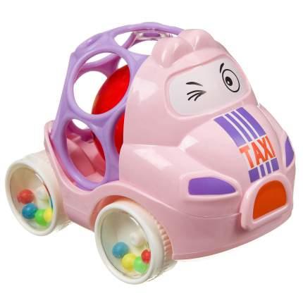 YAKO Машинка погремушка Полиция. Такси M9645
