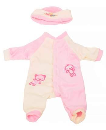 МУСИ-ПУСИ Одежда на вешалке для кукол и пупсов Маленькие модники IT102593