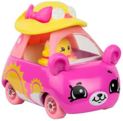 Машинка пластиковая Cutie Cars Speedy sunhat с фигуркой Shopkins, 3 сезон