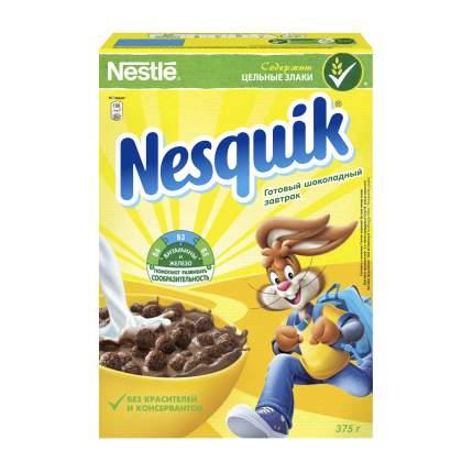 Готовый завтрак Nesquik шоколадные шарики 375 г