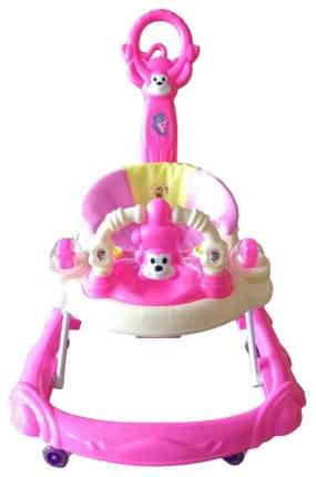 ALIS Ходунки Мышка (цвет: розовый) УТ0009559