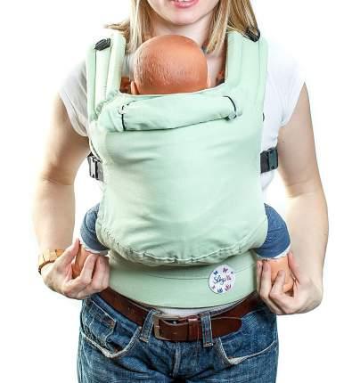 Эргономичный рюкзак SlingMe ЗеЛень Комфорт