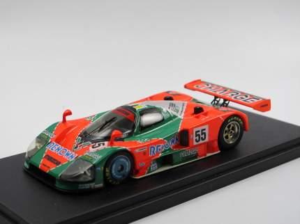 Модель металлическая Mazda 38BC99413G 787b 1991 55 1:43