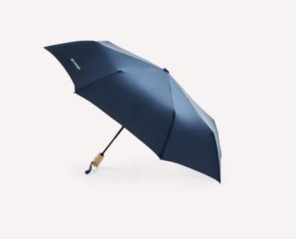 Складной зонт Hyundai-Kia R8480AC590H автоматическая ручка бамбук r98 см синий