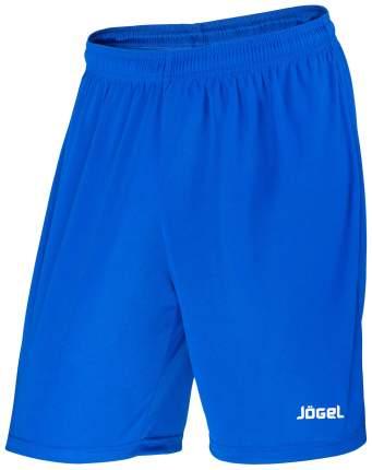 Шорты баскетбольные детские Jogel синие JBS-1120-071 YL