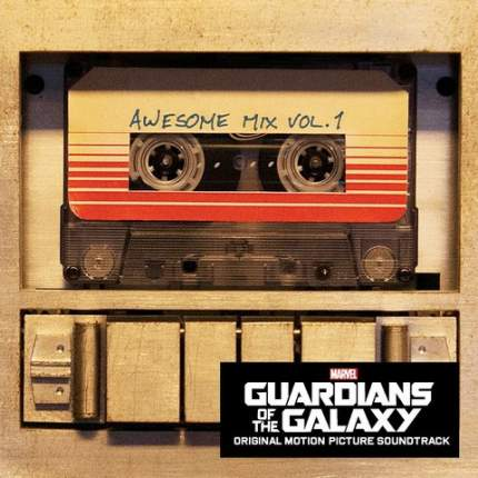 Виниловая пластинка Soundtrack Guardians Of The Galaxy - Awesome Mix Vol, 1 (LP)