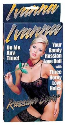 Надувная секс-кукла Seven Creations Ivanna Love Doll