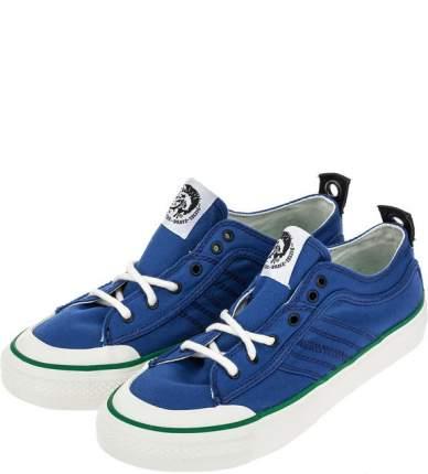 Мужские кеды DIESEL Y01913 PR012 T6039 синие 40