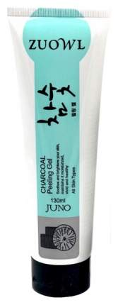 Пилинг для лица Juno Zuowl Charcoal Peeling Gel 130 мл