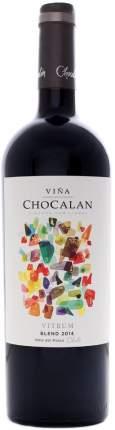 Вино Vina Chocalan  Vitrum Blend 2014