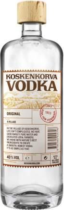 Водка Koskenkorva  0.5 л