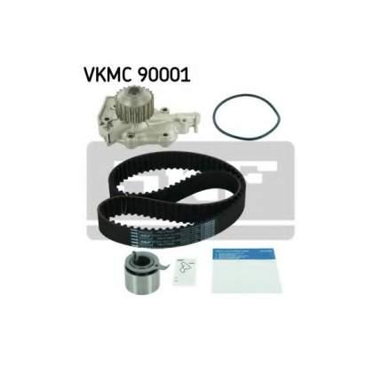 Водяной насос с комплектом зубчатого ремня SKF VKMC 90001