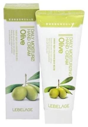 Крем для рук Lebelage Daily Moisturizing Olive Hand Cream