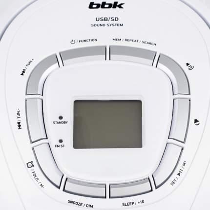 Магнитола BBK BS05 Белый, серый