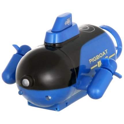 Радиоуправляемый катер подводная лодка Mini Submarine, синяя (RC13508)
