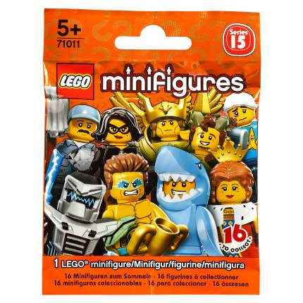 Конструктор LEGO Minifigures Минифигурки LEGO, серия 15 (71011)