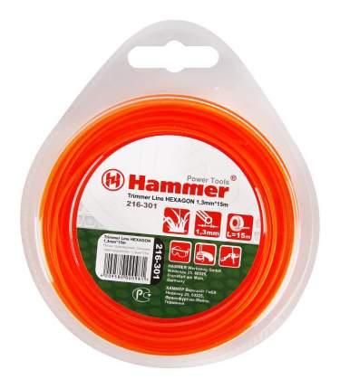 Леска для триммера Hammer 54021