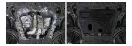 Защита двигателя Автоброня для Nissan; Renault (111.04111.1)