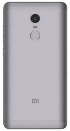 Смартфон Xiaomi Redmi Note 4 64Gb Grеy