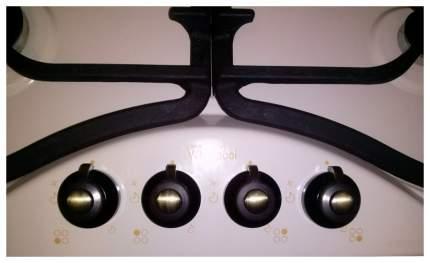 Встраиваемая варочная панель газовая Whirlpool AKM528JA Beige
