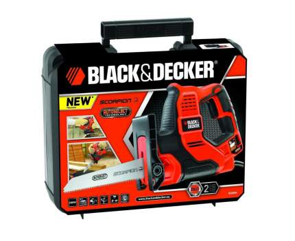 Сетевая сабельная пила Black&Decker RS890K