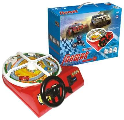 Семейная настольная игра Омский завод электротоваров Sport Toys Гонщик