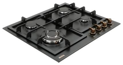 Встраиваемая варочная панель газовая Korting HG 665 CTRN Black