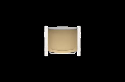 Стеллаж для игрушек iFam DesignToy-2 бежевый