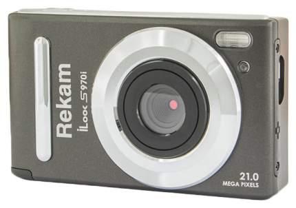 Фотоаппарат цифровой компактный Rekam iLook S970i Black