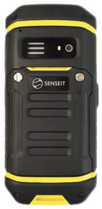Мобильный телефон SENSEIT P300 жёлтый