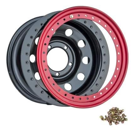 Колесные диски OFF-ROAD Wheels R16 8J PCD5x139.7 ET-24 D110 (1680-53910BL-24 BD-R)