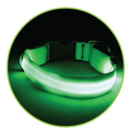 Triol LD04S Светодиодный неоновый ошейник для собак, размер S