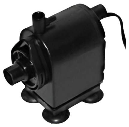 Помпа для аквариума подъемная Jebo R338-760, погружная, 400 л/ч, 8 Вт