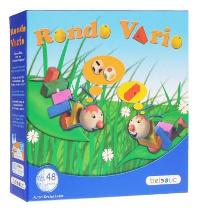 Семейная настольная игра Beleduc Рондо Варио 22391