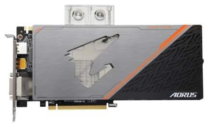 Видеокарта GIGABYTE Xtreme Edition Waterforce GeForce GTX 1080 Ti (GV-N108TAORUSX WB-11GD)