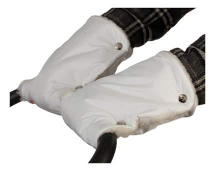 Муфта на коляску Белая Чудо-Чадо МРМ16-000