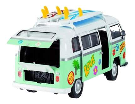 Машинка пластиковая DICKIE Для серферов фрикционная 32 см