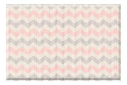 Двухсторонний коврик Parklon Pure Soft Космос/Зигзаги
