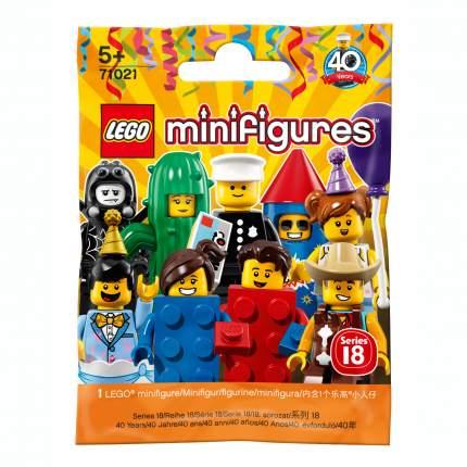 Конструктор LEGO Minifigures Юбилейная Серия 71021