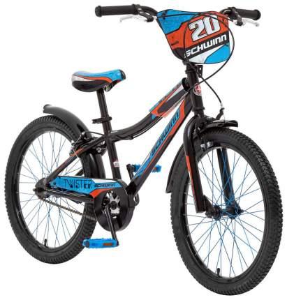 Велосипед двухколесный Schwinn Twister 20, S2378E Черный