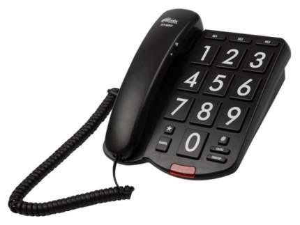 Телефон RITMIX RT-520 Black