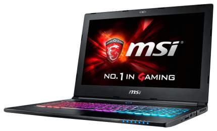 Ноутбук игровой MSI GS60 6QD-256RU 9S7-16H822-256