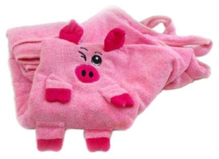 Мягкая игрушка-плед Cool Toys Розовая Свинка 130 x180 см