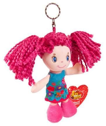 Кукла Creation Manufactory с розовыми волосами, 15 см
