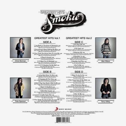 Smokie GREATEST HITS (180 Gram White vinyl/Gatefold)